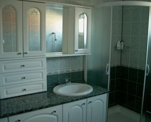 Fürdőszobabútor készítés