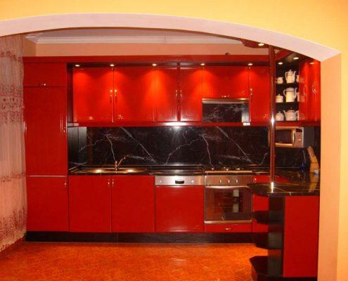 Egyedi konyhabútor készítése