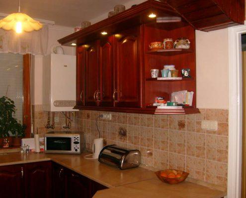 Egyedi konyhabútor készítő asztalos